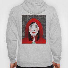 Little riding red hood Hoody