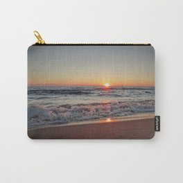 Lake Michigan Sunset Carry-All Pouch