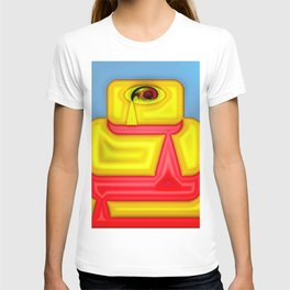 The wary eye ... T-shirt