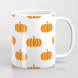 Pumpkin Patch Pattern Coffee Mug
