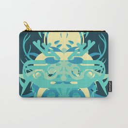 Abstraction Twenty-Nine Neptune Carry-All Pouch