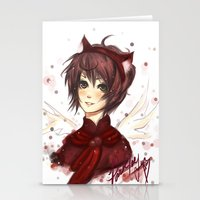 prince Stationery Cards featuring Prince by MilkNCreams