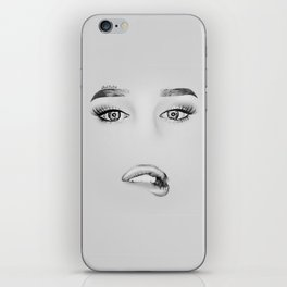 Maybe I Could Hold You iPhone Skin