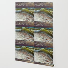 wild waves Wallpaper