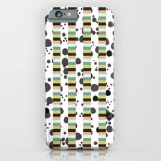 Stripes and Spots  iPhone 6s Slim Case