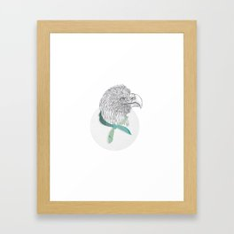 Born in the SA Framed Art Print
