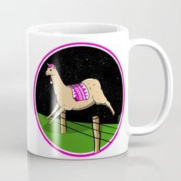Llama dreamer Coffee Mug