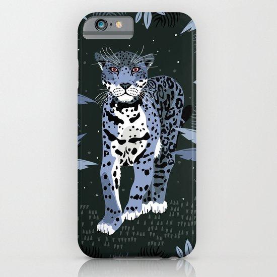 Midnight Jaguar iPhone & iPod Case
