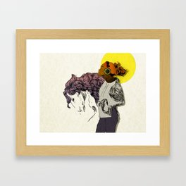 Grace Framed Art Print