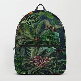 Midnight rainforest I Backpack