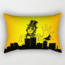 willy-wonka  Rectangular Pillow
