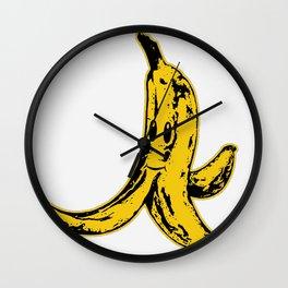Velvet WarpZone Wall Clock