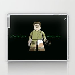 I'm the one who knocks Laptop & iPad Skin