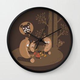 Urban Legend Wall Clock