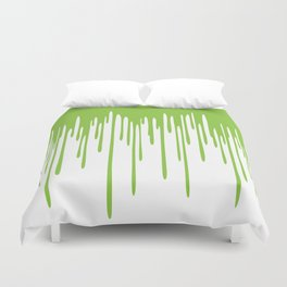 Snot Drippings Duvet Cover
