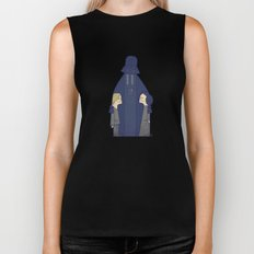 May the Love be with you Biker Tank