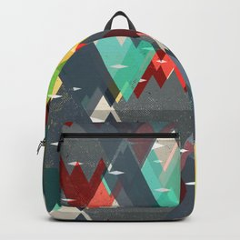Pattern Of Nature Backpack