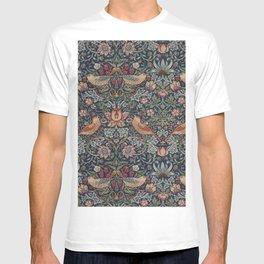Strawberry Thief by William Morris T-shirt