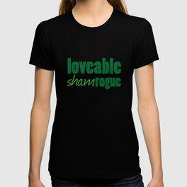Loveable Shamrogue T-shirt