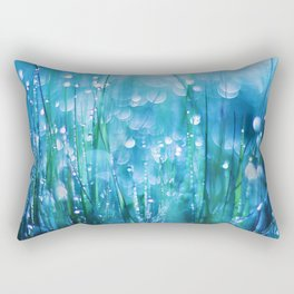 Crystals of Life Rectangular Pillow