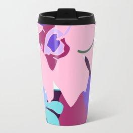 Peach Flower Song Travel Mug