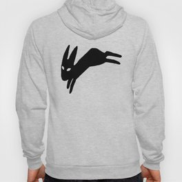 Black Rabbit Hoody