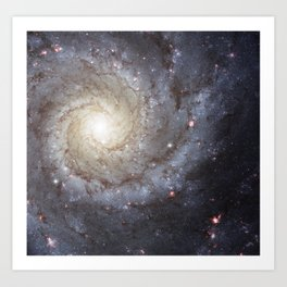 Galaxy M74 Kunstdrucke