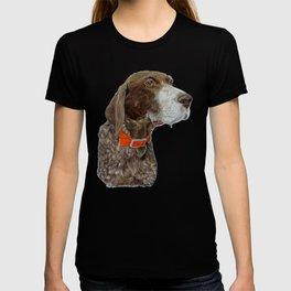 Anja the German Shorthair Pointer T-shirt