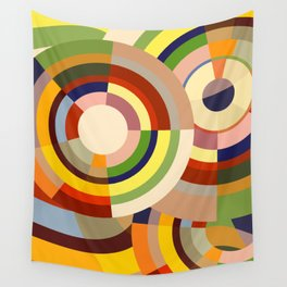 Colour Revolution SIX Wall Tapestry