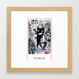 The Magician - Tarot Collection Framed Art Print