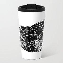 Dead Lark Bird Travel Mug