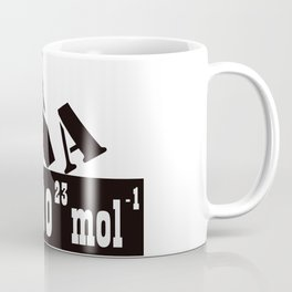 Avogadro_constant Coffee Mug