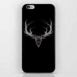 Wild West Dragons Label - Art by Élian Black'Mor iPhone Skin