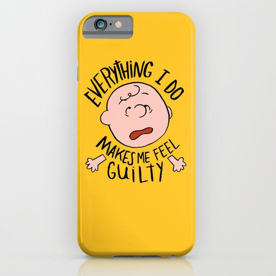 CHARLIE BROWN iPhone & iPod Case