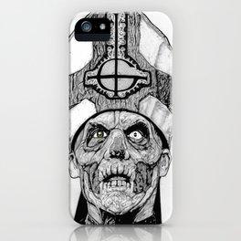 Papa Emeritus II iPhone Case