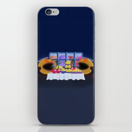 """""""You prepare a table before me in the presence of my enemies."""" Psalm 23:5 iPhone Skin"""