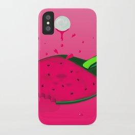 Pongermelon iPhone Case