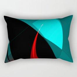 rebounding Rectangular Pillow
