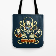 Outlaws Tote Bag