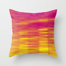 Chant and Be Happy Throw Pillow