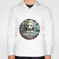 lions Hoodies featuring LIONS by infloence