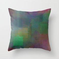 Wild#3 Throw Pillow