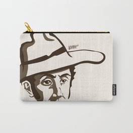 Bolívar Campesino - Trinchera Creativa Carry-All Pouch