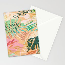 Tropical Mixup Stationery Cards