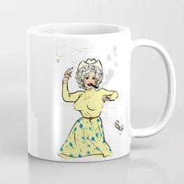 9 to 5 Dolly Coffee Mug