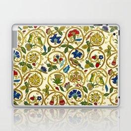 Embroidered Elizabethan / Jacobean Jacket Laptop & iPad Skin