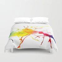 passion Duvet Covers featuring passion  by Shakkedbaram