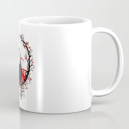 Evil Without Face Coffee Mug