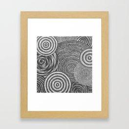 In a Trance Framed Art Print