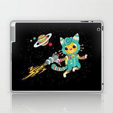 Kitty Cat Space Captain Laptop & iPad Skin